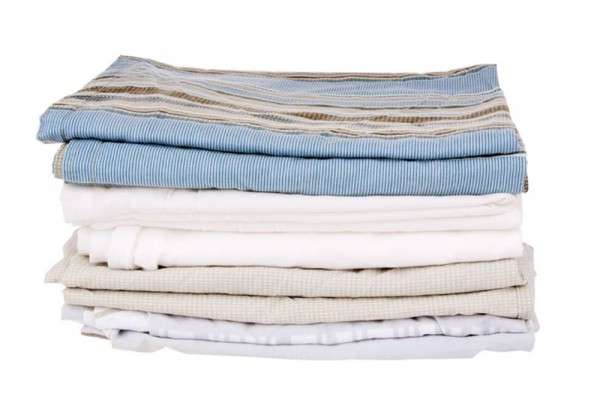 Engsri can provide different materials available when producing bed sheets. View the list below of available material when producing bed sheets 1. Linen made from 100% Polyester  Advantages: low cost Disadvantage - short lifespan and poor ventilation 2. Linen made from polyester blend with cotton (TC or CVC) Advantages: moderately priced with better ventilation Disadvantage: shorter lifespan than if made with cotton 3. Linen made from 100% cotton Advantages: excellent ventilation for tropical countries, lifetime long, soft and comfortable for the user Disadvantages: High price