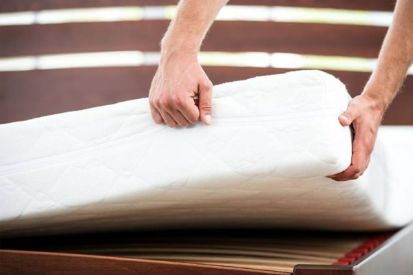 Mattress sizes range from 3 feet to 6 feet thick. It can be produced with material of different types of springs, rubber, sponge and more.
